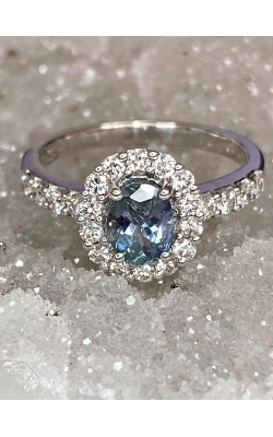 Alexandrite Ring product image