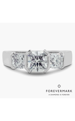 3 Stone Diamond Ring product image