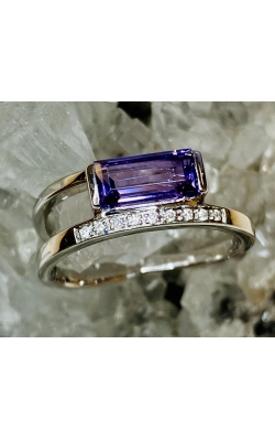 COLOURED STONE RING product image