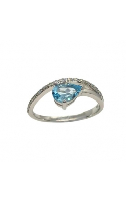 Blue Topaz Ring product image