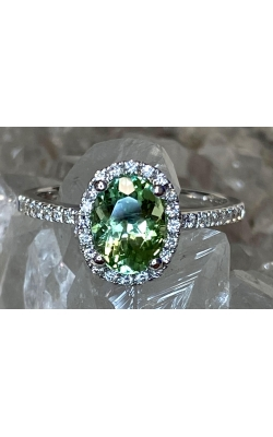 Green Tourmaline Ring product image