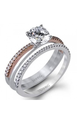 Simon G Engagment Ring product image