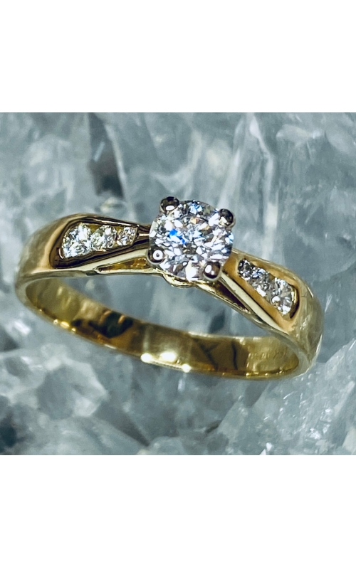 Estate Engagement Ring product image
