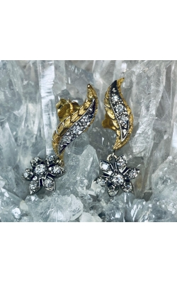 Estate Diamond Earrings product image