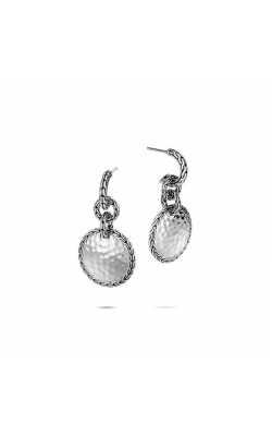 John Hardy Classic Chain Hammered Drop Earrings product image
