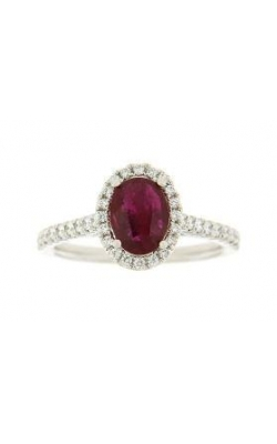 Ruby & Diamond Ring product image