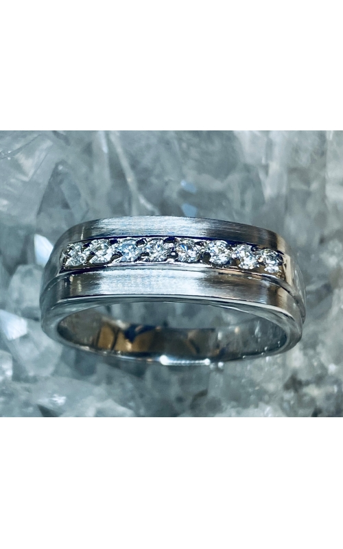 Estate Platinum Ring product image
