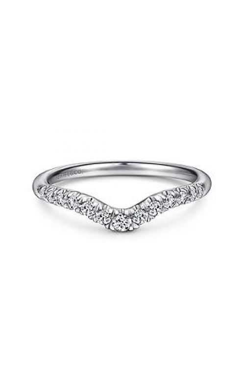Crown Ring Diamond Band product image