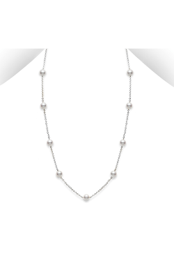 Mikimoto Station Necklace PC158AW product image