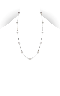 Mikimoto Station Necklace PC158LW product image