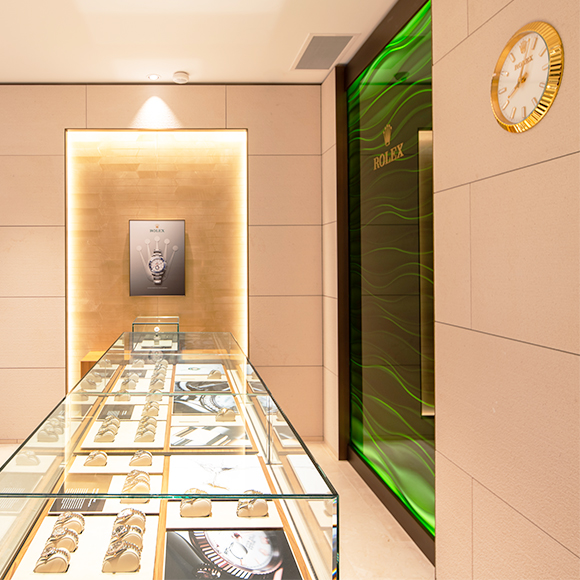 THE ROLEX EXPERIENCE